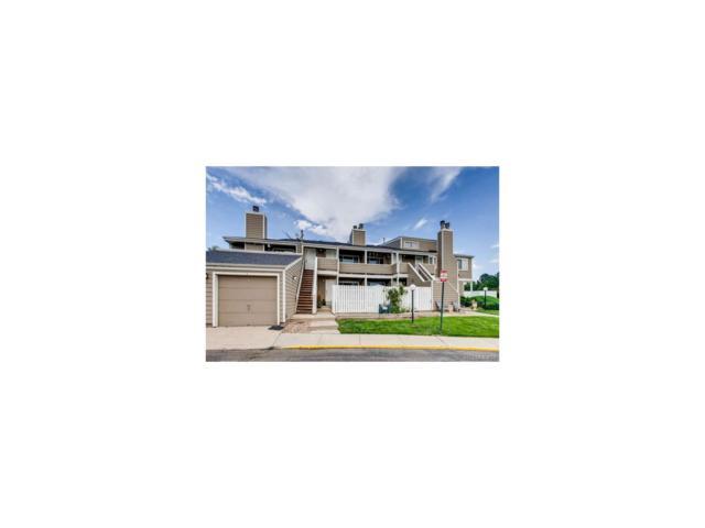8095 E Colorado Avenue #7, Denver, CO 80231 (MLS #7053804) :: 8z Real Estate