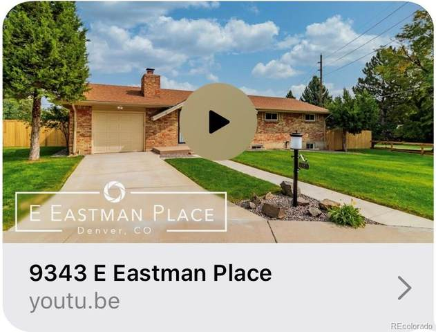 9343 E Eastman Place, Denver, CO 80231 (MLS #7054360) :: 8z Real Estate
