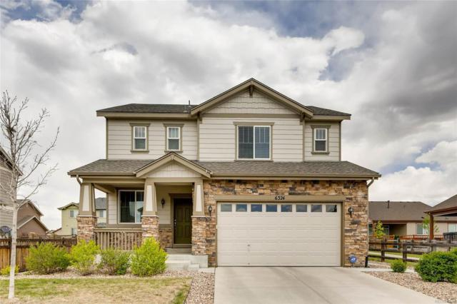 6324 N Ensenada Court, Aurora, CO 80019 (#7054503) :: The Tamborra Team