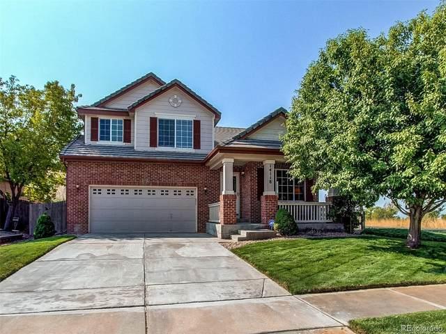 14118 E 101st Place, Commerce City, CO 80022 (#7055103) :: Symbio Denver