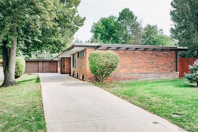 460 Glencoe Street, Denver, CO 80220 (#7055188) :: Real Estate Professionals