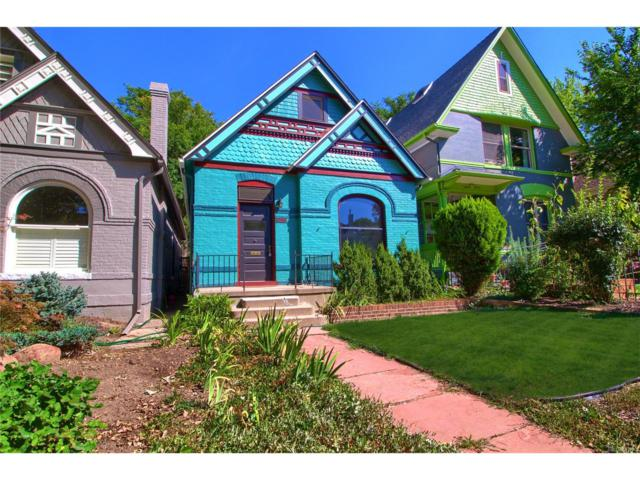 1350 Clayton Street, Denver, CO 80206 (#7055420) :: Wisdom Real Estate
