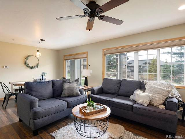 3320 Columbine Drive #1202, Steamboat Springs, CO 80487 (MLS #7055880) :: Bliss Realty Group