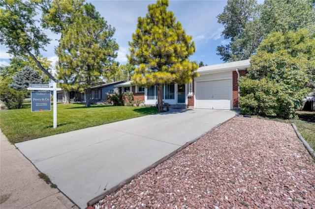 11777 W 62nd Avenue, Arvada, CO 80004 (#7056166) :: The Peak Properties Group