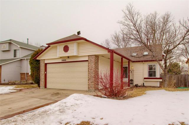 20810 E 45th Avenue, Denver, CO 80249 (MLS #7056508) :: Bliss Realty Group