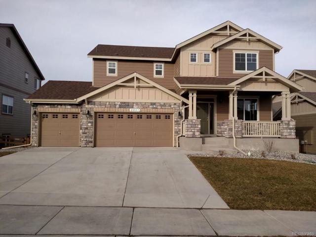 12113 Pine Post Drive, Parker, CO 80138 (#7056768) :: Structure CO Group