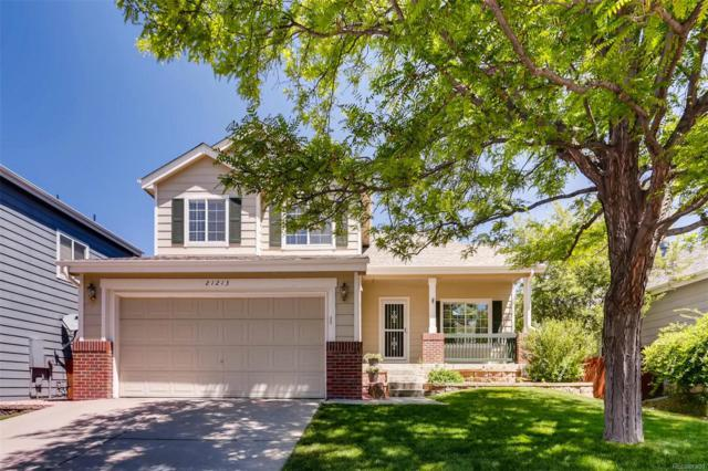 21213 E Belleview Place, Centennial, CO 80015 (#7056998) :: The Heyl Group at Keller Williams