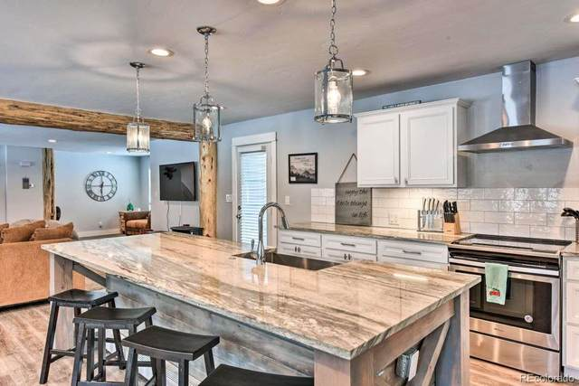 772 Topaz Street, Leadville, CO 80461 (#7057096) :: The Colorado Foothills Team | Berkshire Hathaway Elevated Living Real Estate