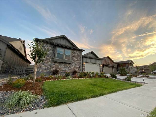 7760 Owl Creek Circle, Littleton, CO 80125 (MLS #7057315) :: The Sam Biller Home Team