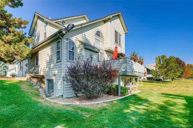 4966 S Nelson Street D, Littleton, CO 80127 (#7057393) :: Wisdom Real Estate