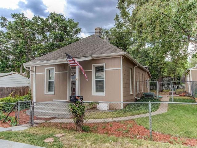 3474 W Lehigh Avenue, Denver, CO 80236 (#7057549) :: Mile High Luxury Real Estate