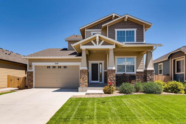 7120 Crooked Arrow Lane, Fort Collins, CO 80525 (MLS #7057956) :: 8z Real Estate