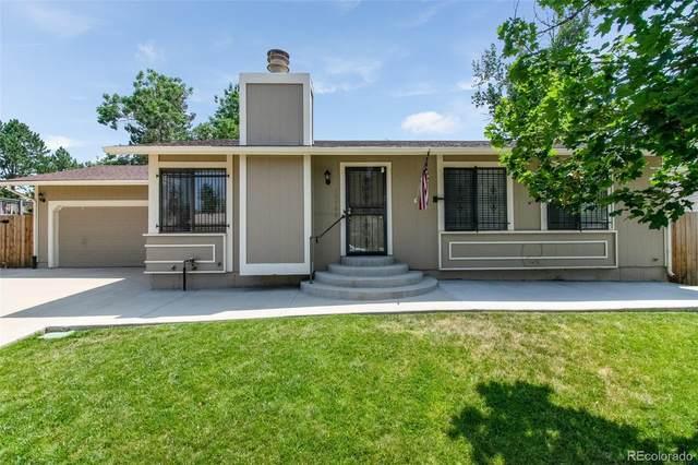16766 E Kent Drive, Aurora, CO 80013 (#7058477) :: Finch & Gable Real Estate Co.