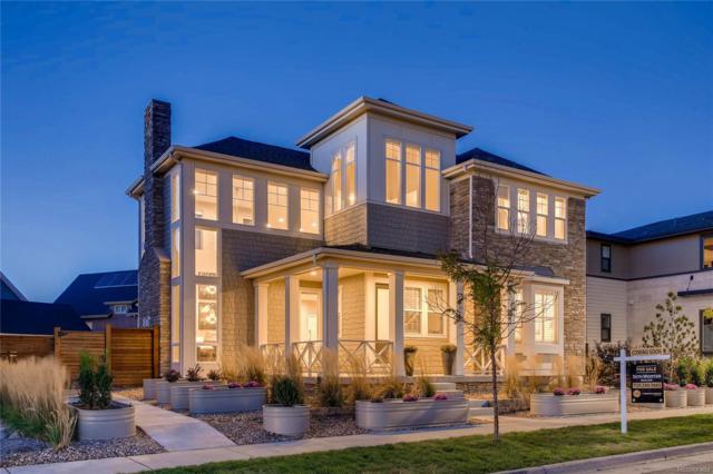 8235 E Prairie Meadow Drive, Denver, CO 80238 (#7058576) :: Ben Kinney Real Estate Team