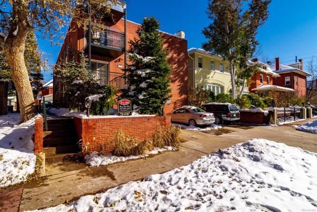 1330 Race Street #4, Denver, CO 80206 (#7058588) :: The HomeSmiths Team - Keller Williams