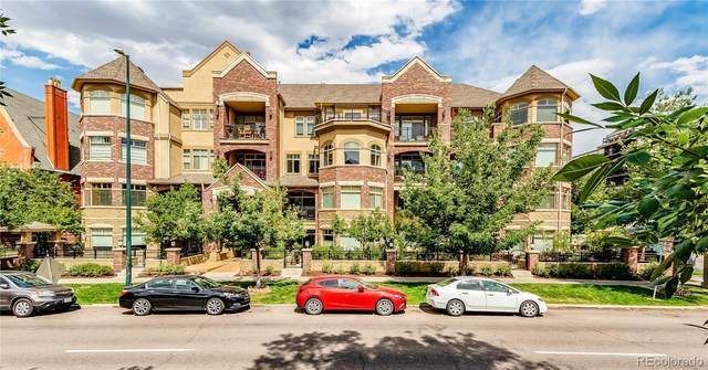 1100 N Grant Street #306, Denver, CO 80203 (#7058774) :: James Crocker Team