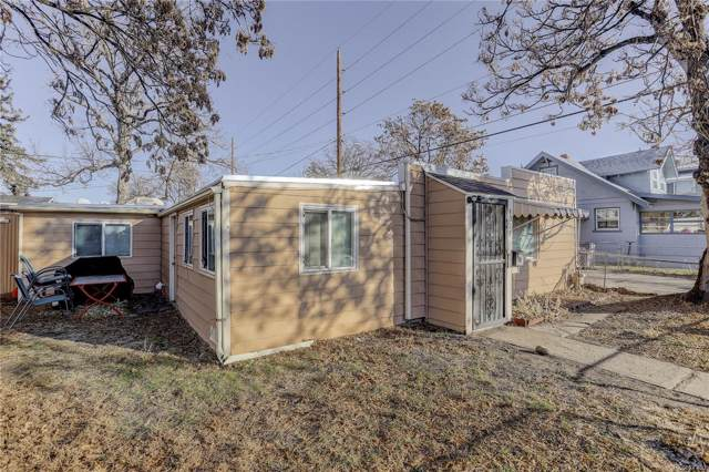 4021 W 50th Avenue, Denver, CO 80212 (#7058915) :: RazrGroup