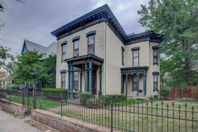 2535 Champa Street, Denver, CO 80205 (#7059171) :: Bring Home Denver