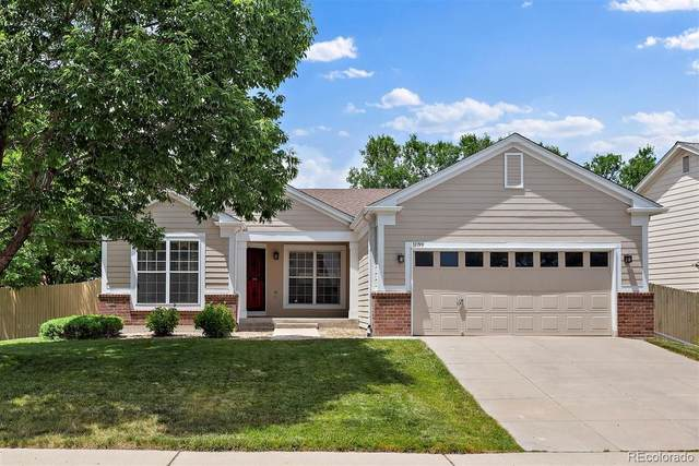 13799 W Amherst Way, Lakewood, CO 80228 (#7059428) :: Compass Colorado Realty