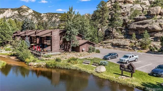 620 Macgregor Avenue #11, Estes Park, CO 80517 (#7059628) :: The Colorado Foothills Team | Berkshire Hathaway Elevated Living Real Estate