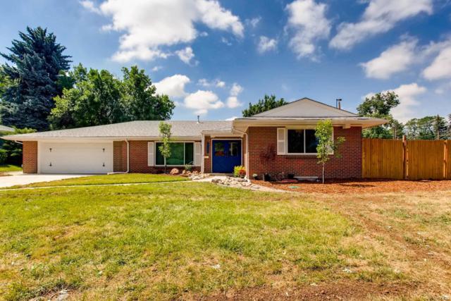 2350 E Flora Place, Denver, CO 80210 (#7060351) :: Wisdom Real Estate