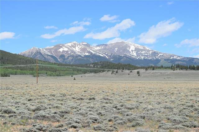 Parcel 13 Tract 9 Lost Canyon Rd., Twin Lakes, CO 81251 (#7060481) :: The DeGrood Team