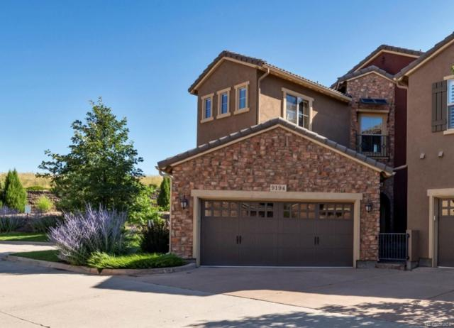 9194 Viaggio Way, Highlands Ranch, CO 80126 (MLS #7060557) :: 8z Real Estate
