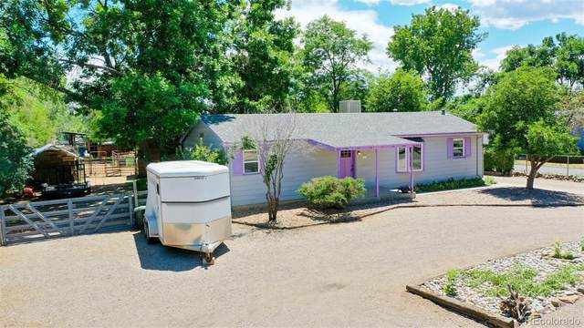10680 W 47th Avenue, Wheat Ridge, CO 80033 (#7060696) :: The DeGrood Team