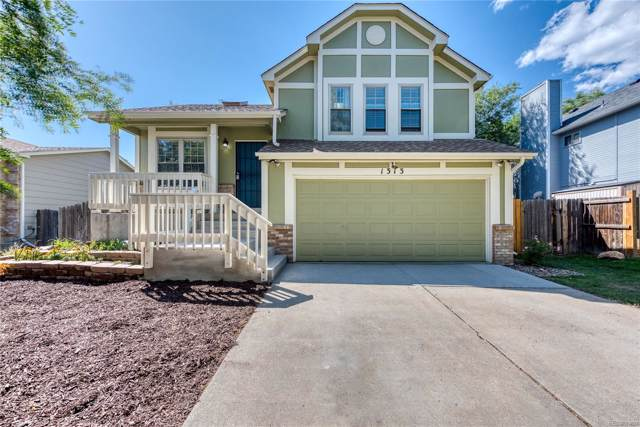 1313 Canoe Creek Drive, Colorado Springs, CO 80906 (MLS #7061588) :: 8z Real Estate