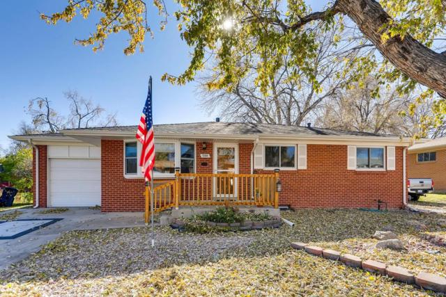 3200 W Saratoga Avenue, Englewood, CO 80110 (#7061604) :: The Tamborra Team