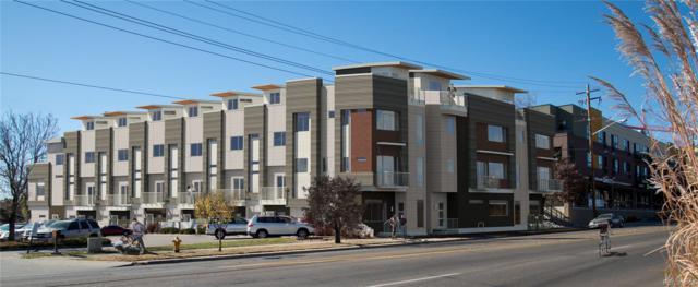 3360 W 38th Avenue #6, Denver, CO 80211 (#7061989) :: Real Estate Professionals