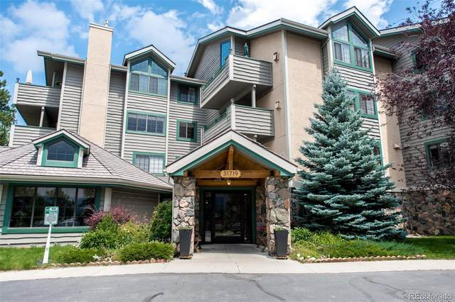 31719 Rocky Village Drive #323, Evergreen, CO 80439 (MLS #7062223) :: 8z Real Estate