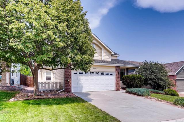 21643 Hill Gail Way, Parker, CO 80138 (#7062271) :: The Pete Cook Home Group