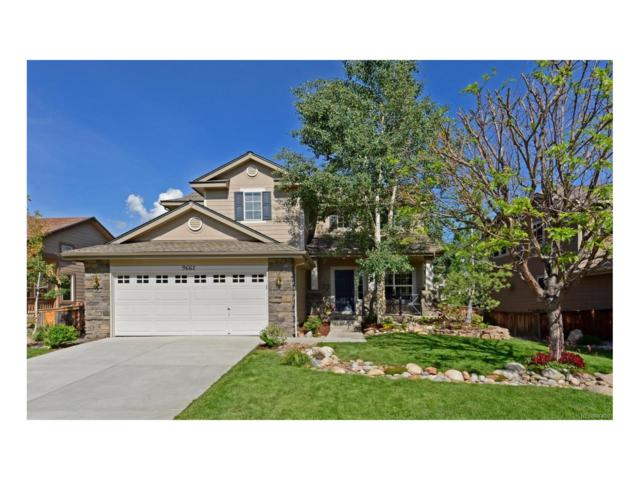 9661 S Dover Way, Littleton, CO 80127 (#7062866) :: The Peak Properties Group