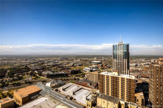 891 14th Street #4104, Denver, CO 80202 (MLS #7062897) :: Neuhaus Real Estate, Inc.