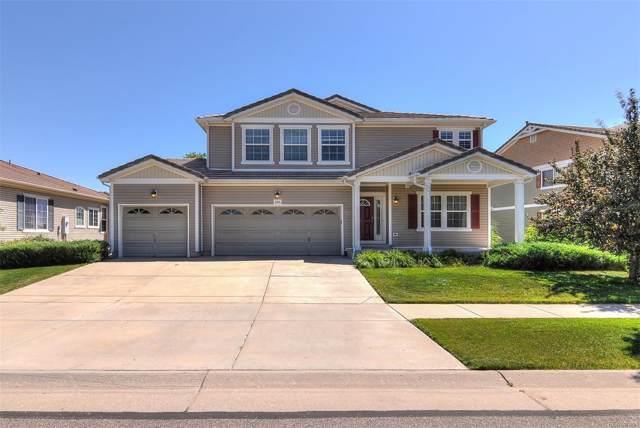 5366 Malta Street, Denver, CO 80249 (#7063555) :: The Peak Properties Group