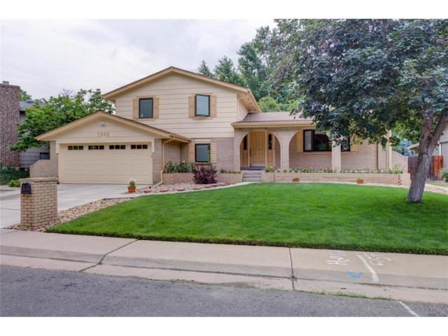 7365 S Elm Court, Centennial, CO 80122 (MLS #7063667) :: 8z Real Estate