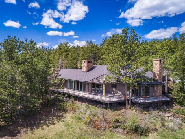 750 Fox Acres Drive, Red Feather Lakes, CO 80545 (#7064208) :: The Heyl Group at Keller Williams