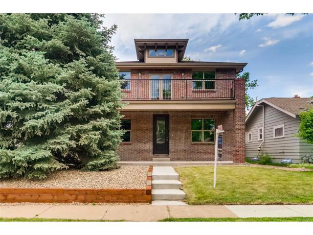 1904 S Lafayette Street, Denver, CO 80210 (MLS #7064252) :: 8z Real Estate