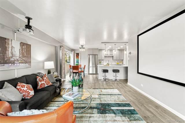 888 N Logan Street 3H, Denver, CO 80203 (MLS #7064398) :: Neuhaus Real Estate, Inc.