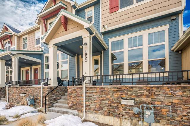 1852 Gallagher Lane, Louisville, CO 80027 (MLS #7064466) :: 8z Real Estate