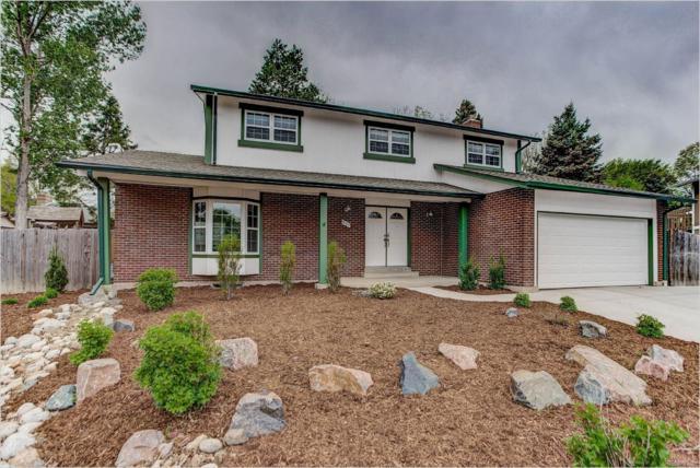 3182 S Xeric Court, Denver, CO 80231 (MLS #7064526) :: 8z Real Estate