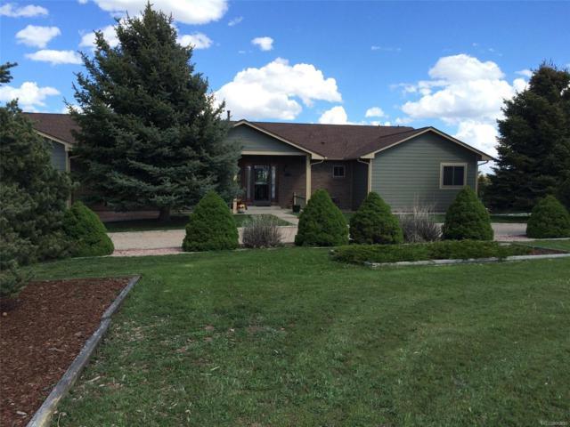 5442 S Coolidge Court, Aurora, CO 80016 (#7064610) :: The Peak Properties Group
