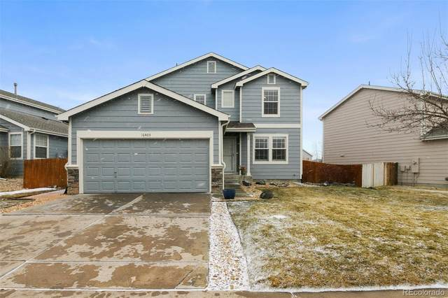 16403 E Phillips Drive, Englewood, CO 80112 (MLS #7064699) :: 8z Real Estate