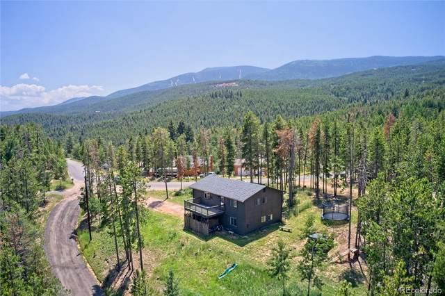 34997 Forest Estates Road, Evergreen, CO 80439 (#7064708) :: Stephanie Fryncko | Keller Williams Integrity