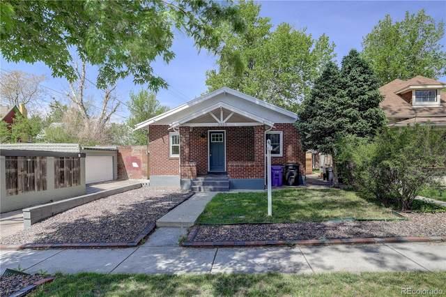 2323 Grove Street, Denver, CO 80211 (#7064823) :: Briggs American Properties