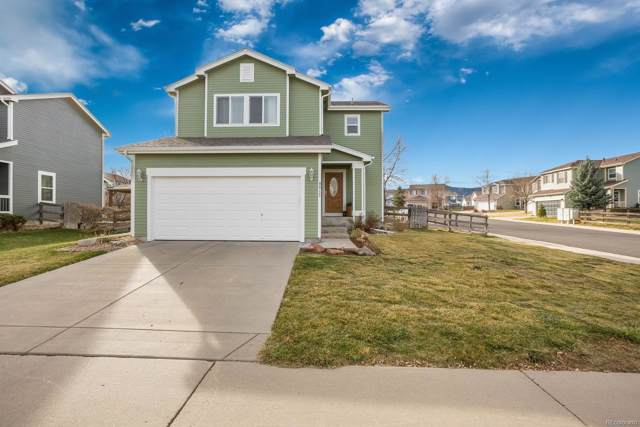 9517 Elk Mountain Circle, Littleton, CO 80125 (#7065009) :: The DeGrood Team