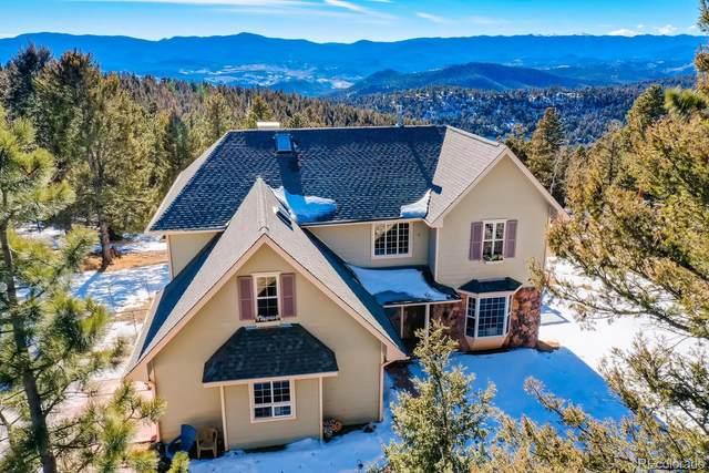 13061 Callae Drive, Conifer, CO 80433 (MLS #7065549) :: 8z Real Estate