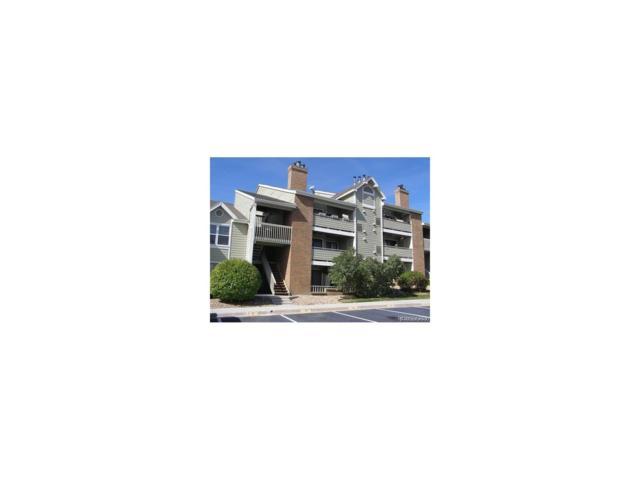 12043 W Cross Drive #304, Littleton, CO 80127 (#7065615) :: The Peak Properties Group