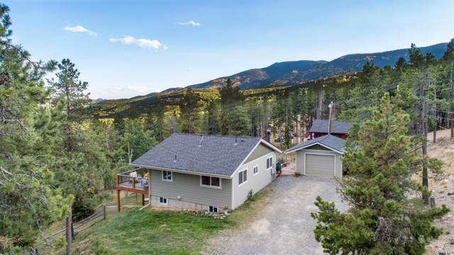 8 Sioux Trail, Evergreen, CO 80439 (#7065658) :: The DeGrood Team